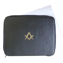 Masonic Lodge Freemasons Certificate wallet in Faux/Imitative Leather