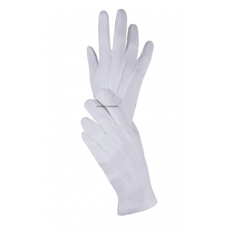 Plain Cotton Ladies Gloves